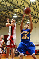 Martin County vs Vero Beach Basketball 12-08-10