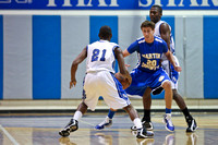 Martin County vs Sebastian River HS Boys Basketball 01-07-11
