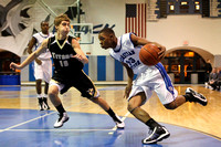 Treasure Coast vs Sebastian River High School Boys Basketball 12-14-10